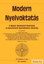 Modern Nyelvoktatás 2007. 2-3. szám
