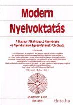 Modern Nyelvoktatás 2008. 1-2. szám