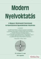 Modern Nyelvoktatás 2010. 2-3. szám