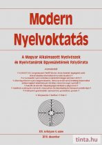 Modern Nyelvoktatás 2010. 4. szám