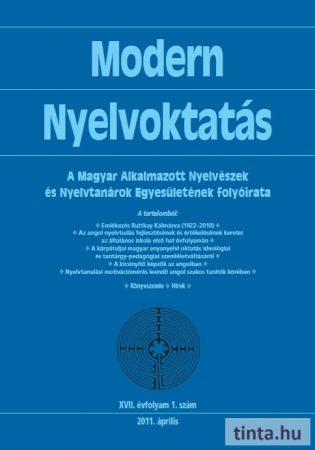 Modern Nyelvoktatás 2011. 1. szám