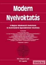 Modern Nyelvoktatás 2011. 2-3. szám