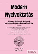 Modern Nyelvoktatás 2014. 3. szám