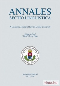 Annales Sectio Linguistica