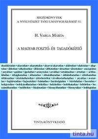 A magyar fosztó- és tagadóképző