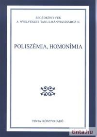 Poliszémia, homonímia