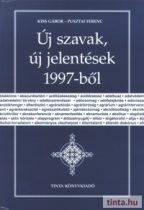 Új szavak, új jelentések 1997-ből