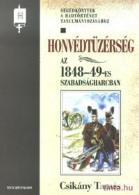 Honvédtüzérség az 1848-49-es szabadságharcban
