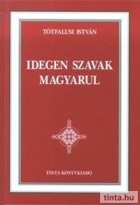 Idegen szavak magyarul