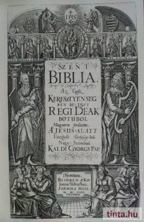 Szent Biblia