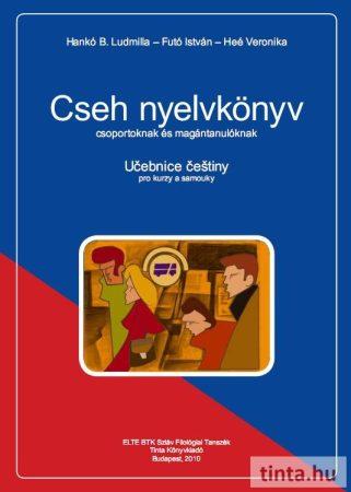 Cseh nyelvkönyv és munkafüzet