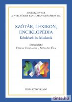 Szótár, lexikon, enciklopédia
