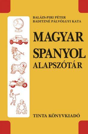 Magyar–spanyol alapszótár