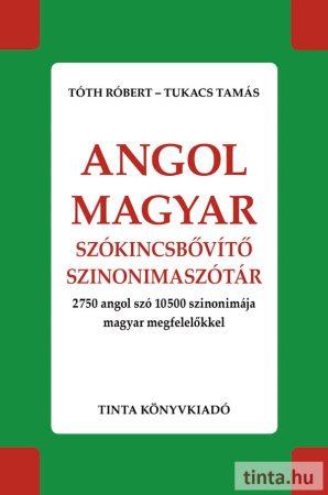 Angol–magyar szókincsbővítő szinonimaszótár