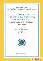 Hallássérült fiatalok idegennyelv-tanulása Magyarországon