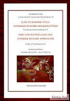 Első és második nyelv: interdiszciplináris megközelítések