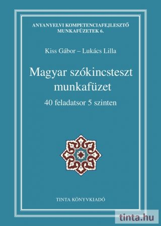 Magyar szókincsteszt munkafüzet