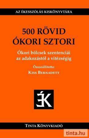 500 rövid ókori sztori