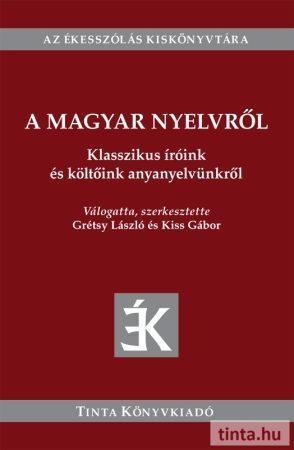 A magyar nyelvről