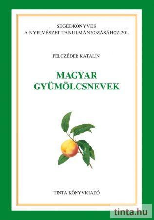 Magyar gyümölcsnevek