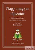 Nagy magyar tájszótár