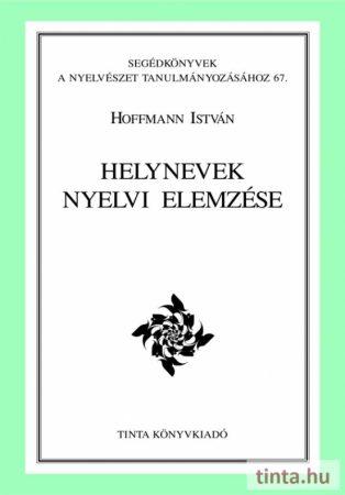 Helynevek nyelvi elemzése