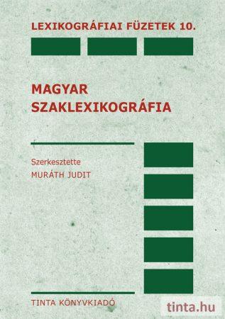 Magyar szaklexikográfia