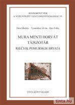 Mura menti horvát tájszótár