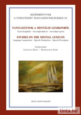 Tanulmányok a mentális lexikonról