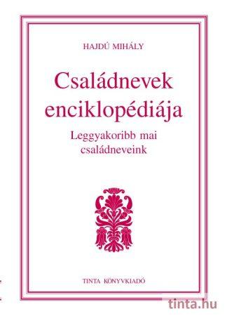Családnevek enciklopédiája