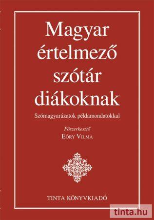 Magyar értelmező szótár diákoknak