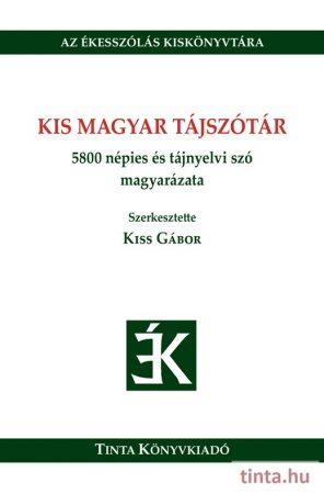 Kis magyar tájszótár