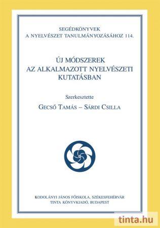 Új módszerek az alkalmazott nyelvészeti kutatásban