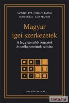 Magyar igei szerkezetek