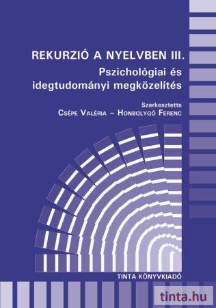 Rekurzió a nyelvben III.
