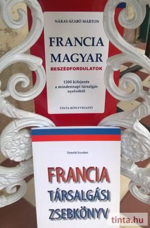 Francia utazás könyvcsomag