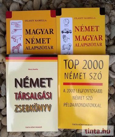 Német túra könyvcsomag