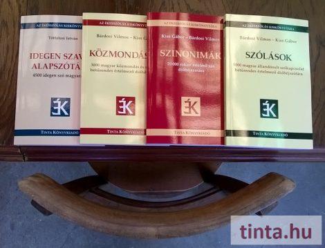 Schola hungarica könyvcsomag