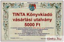 Tinta Könyvkiadó - vásárlási utalvány