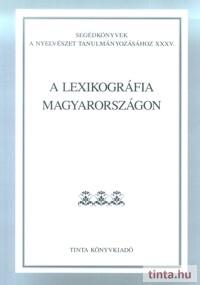 A lexikográfia Magyarországon