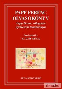 Papp Ferenc olvasókönyv
