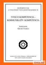 Nyelvi kompetencia – kommunikatív kompetencia