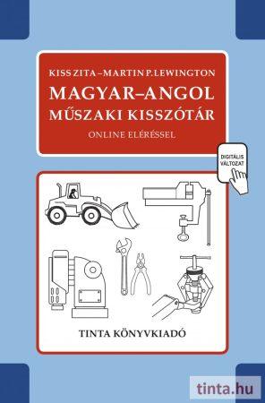Magyar-angol műszaki kisszótár