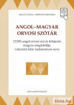 Angol-magyar orvosi szótár