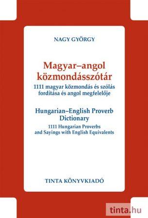 Magyar-angol közmondásszótár