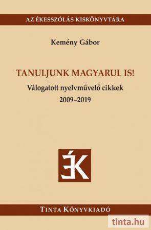 Tanuljunk magyarul is!