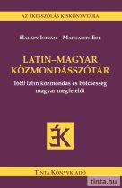 Latin–magyar közmondásszótár