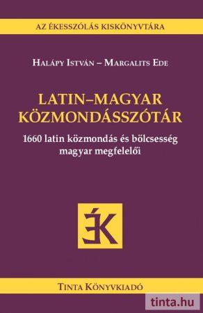 Latin-magyar közmondásszótár