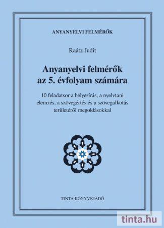 Anyanyelvi felmérők az 5. évfolyam számára