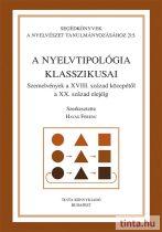 A nyelvtipológia klasszikusai